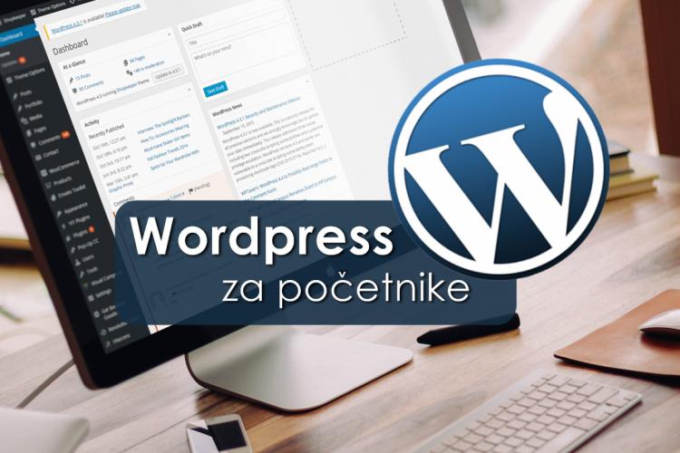 wordpress-za-pocetnike