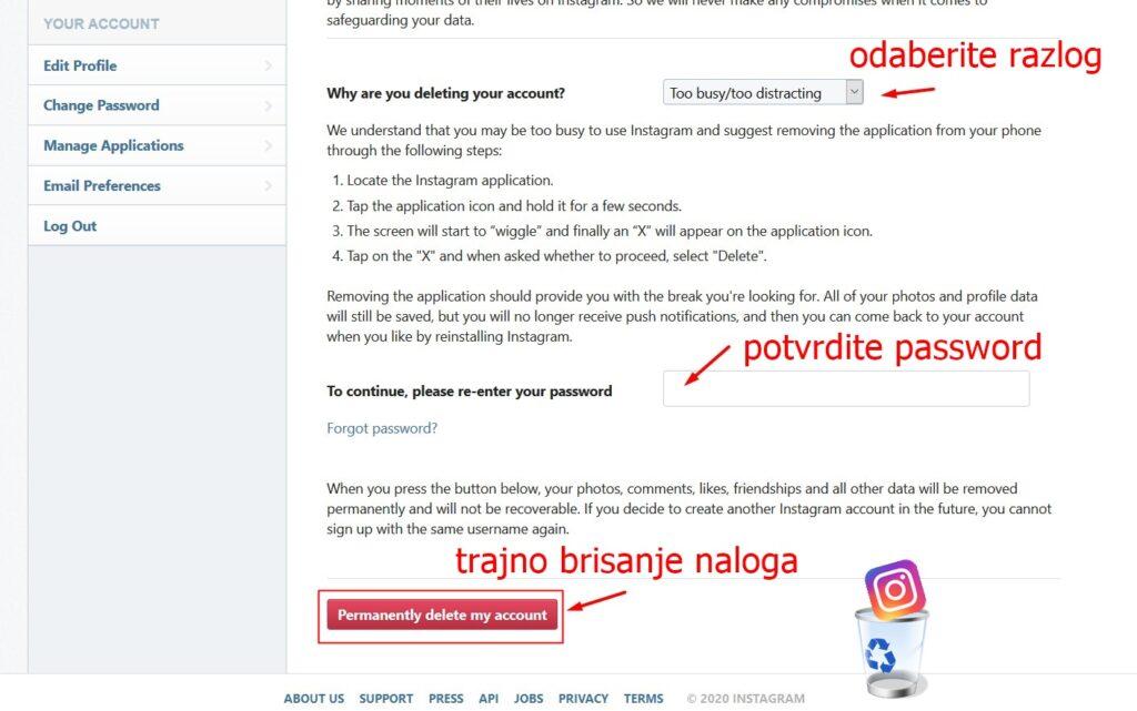 delete-insatgram-account-permanent