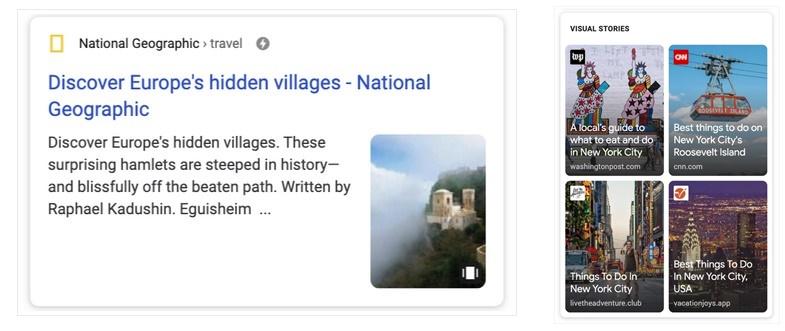 webstory google